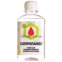 Рідина для очищення компонентів картриджа (ізопропанол) 200 мл CLEAN-ISOP-200