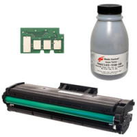 Заправка Samsung ML-2160 (MLT-D101S), M2020, M2070 (MLT-D111S), Xerox Phaser 3020, WC3025