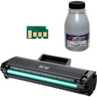 Заправка Samsung MLT-D104S, MLT-D1043S, HP 106A (ML-1660, ML-1861, SCX-3200, Laser 107/135)
