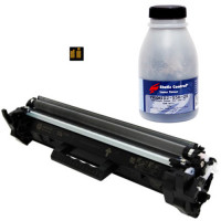 Заправка картриджу HP 17A (CF217A) для принтерів HP LaserJet Pro M102, M130