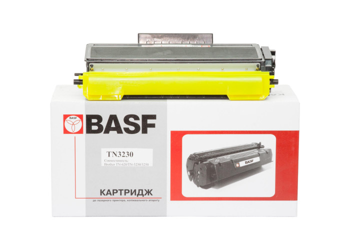 Картридж BASF аналог Brother TN3230, TN3250, TN620 (HL-5340, HL-5350, HL-5370, DCP-8070, DCP-8080, MFC-8480)