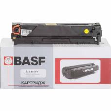 Картридж BASF аналог Canon 716 (LBP-5050, LBP-5970, LBP-5975, MF8030, MF8040, MF8050, MF8080) Yellow