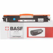 Картридж BASF аналог Canon 729C (LBP-7018C, LBP-7010C) Cyan