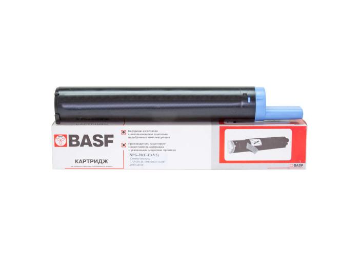 Туба з тонером BASF аналог Canon C-EXV5 (iR1600, iR1610, iR2000, iR2010)
