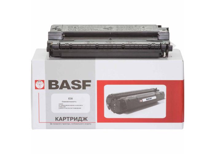 Картридж BASF аналог Canon E30 (FC108, FC128, FC200, FC206, FC208, FC210, FC220, РС770, PC890) 4k