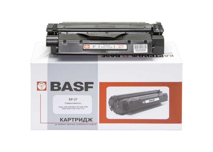 Картридж BASF аналог Canon EP-27 (LBP-3200, MF3110, MF3228, MF5630, MF5650, MF5730, MF5750, MF5770)