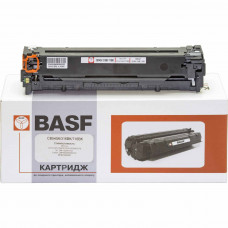 Картридж BASF аналог HP 125А (CB540A) для CP1210, CP1215, CP1515, CP1518, CM1312 Black