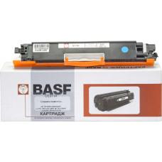 Картридж BASF аналог HP 126А, CE311A (CP1012, CP1020, CP1025, Pro 100 M175, TopShot Pro M275) Cyan