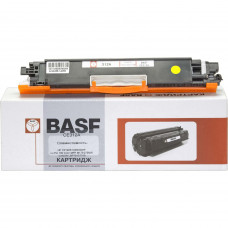 Картридж BASF аналог HP 126А, CE312A (CP1012, CP1020, CP1025, Pro 100 M175, TopShot Pro M275) Yellow