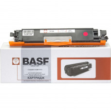 Картридж BASF аналог HP 126А, CE313A (CP1012, CP1020, CP1025, Pro 100 M175, TopShot Pro M275) Magenta