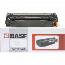 Картридж BASF аналог HP 128А, CE320A (CLJ CP1525, CM1415) Black