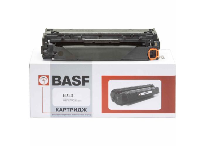 Картридж BASF аналог HP 128А, CE320A (CLJ Pro CP1525, CM1415 MFP) Black