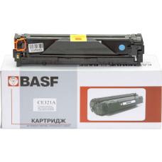 Картридж BASF для HP CP1525, CM1415 аналог CE321A Cyan