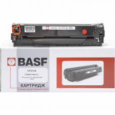 Картридж BASF аналог HP 131А, CF213A (CLJ Pro 200 M251, M276) Magenta