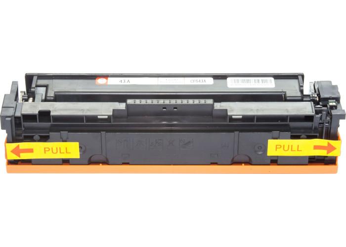 Картридж BASF аналог HP 203A, CF543A (CLJ Pro M254, M280, M281) Magenta