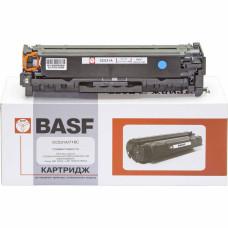 Картридж BASF аналог HP 304A, CC531A, Canon 718 (CP2025, CM2320, LBP-5280, LBP-7200, LBP-7600, MF8330) Cyan