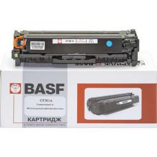 Картридж BASF аналог HP 312A, CF381A (Color LaserJet Pro M476 MFP) Cyan