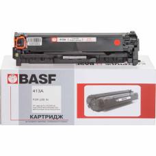 Картридж BASF аналог HP 410A, CF413A (CLJ Pro M377, M452, M477) Magenta