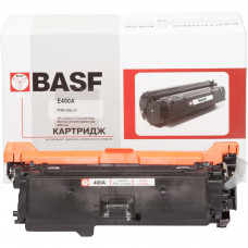 Картридж BASF аналог HP 507A, CE400A (Enterprise 500 Color M551, M570, M575) Black
