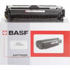 Картридж BASF для HP Enterprise M552, M553, M577 (аналог HP 508A, CF361A) Cyan