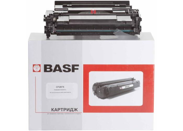 Картридж BASF аналог HP 87X, CF287X (Pro M501, Enterprise M506, M527 MFP)