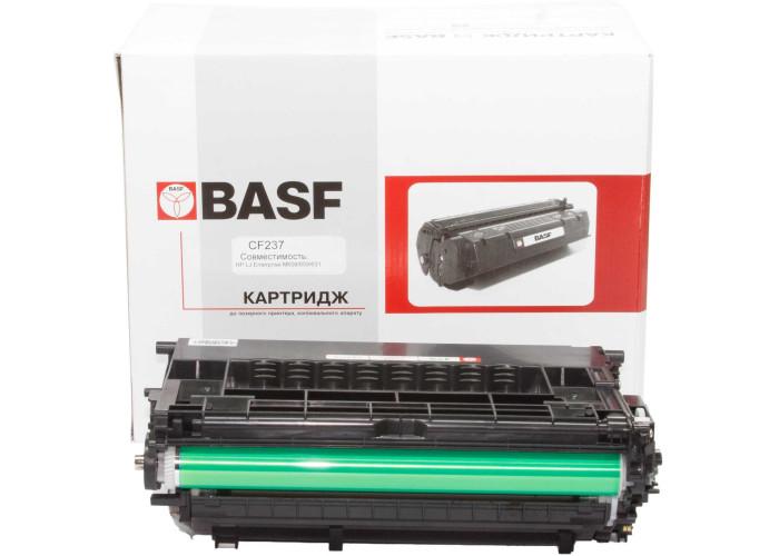 Картридж BASF аналог HP 37A, CF237A (Enterprise M607, M608, M609, M631, M632, M633 MFP)