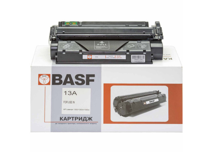 Картридж BASF аналог HP LaserJet 1300 (Q2613A) 2,5k