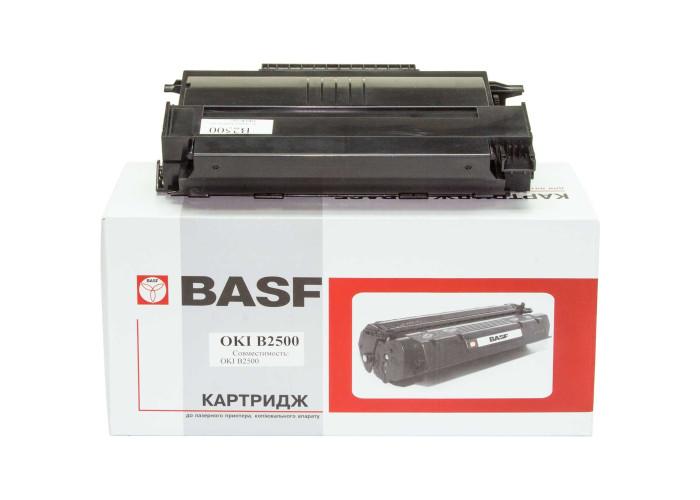 Картридж BASF аналог OKI B2500 MFP (09004377 / 09004391) 3k