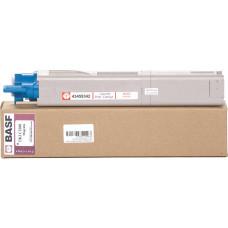Картридж BASF аналог OKI 43459342 (C3300, C3400, C3450, C3600) Magenta