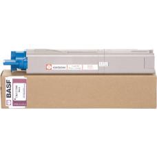 Картридж BASF аналог OKI 43459344 / 43459348 (C3300, C3400, C3450, C3600) Black