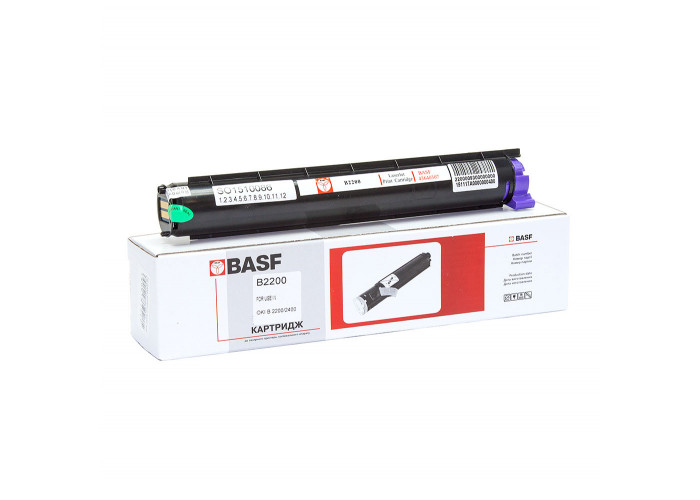 Картридж BASF аналог OKI B2200, B2400 (43640307)