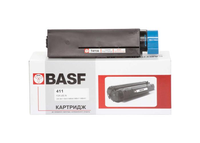 Картридж BASF аналог OKI 44574702 / 44574705 (B411, B431, MB461, MB471, MB491) 3k