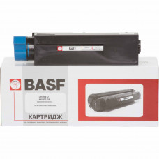 Туба з тонером BASF аналог OKI 45807106 (B412, B432, B512, MB472, MB492, MB562) 7k