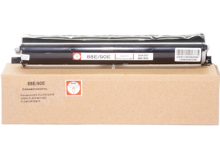 Туба з тонером BASF аналог Panasonic KX-FAT88A (KX-FL313, FL318, FL401, FL402, FL403, FL411, FL412, FLC413)