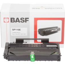 Туба з тонером BASF аналог Ricoh 407442 Black (KT-SP110E)