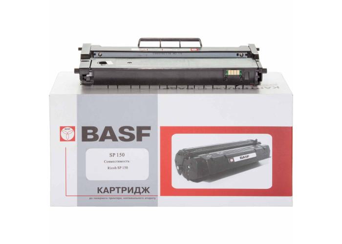 Картридж з тонером BASF аналог Ricoh SP150HE (408010) для Aficio SP-150, SP150SU, SP-150W