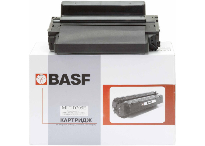 Картридж BASF аналог Samsung MLT-D205E (ML-3710, ML-3712, SCX-5637, SCX-5737, SCX-5739)