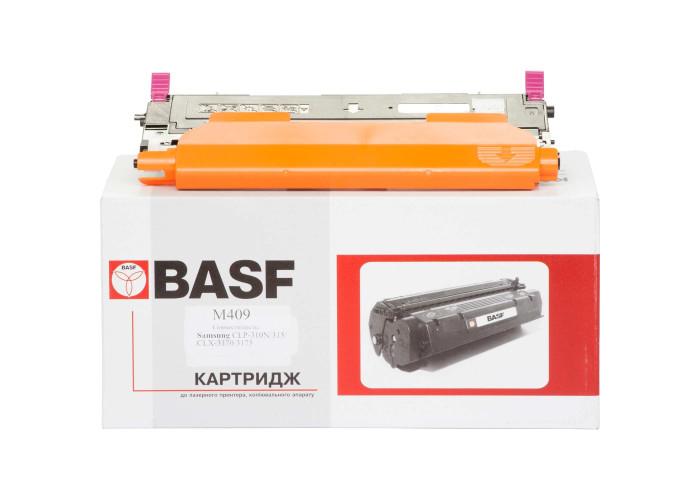 Картридж BASF аналог Samsung M409S (CLP-310, CLP-315, CLX-3170, CLX-3175) Magenta