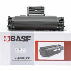 Картридж BASF аналог Samsung MLT-D108S (ML-1640, ML-1641, ML-1645, ML-2240, ML-2241) 1,5k
