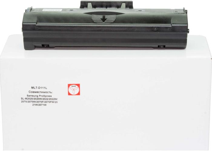 Картридж BASF аналог Samsung MLT-D111L (SL-M2020, SL-M2070)