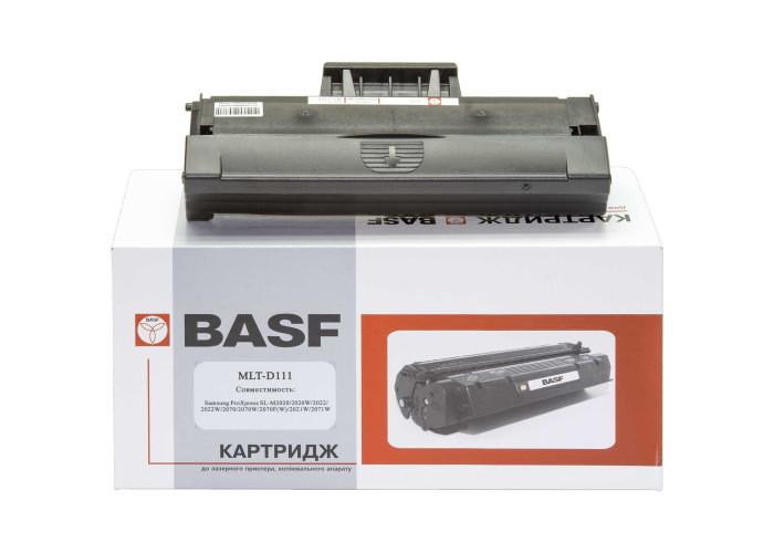 Картридж BASF для Samsung Xpress SL-M2020, SL-M2070 (аналог MLT-D111S)