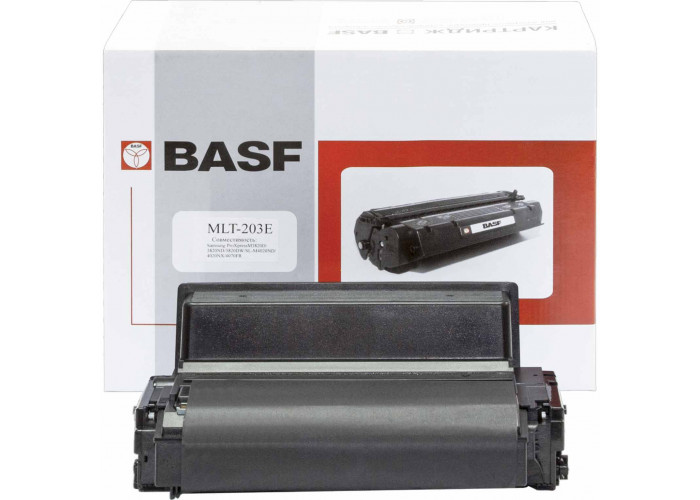 Картридж BASF аналог Samsung MLT-D203E (Xpress SL-M3820, M3870, M3875, M4020, M4070) 10k