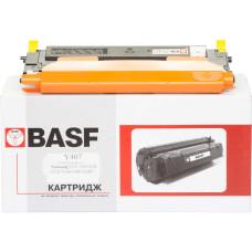 Картридж BASF аналог Samsung Y407S (CLP-320, CLP-325, CLX-3180, CLX-3185) Yellow