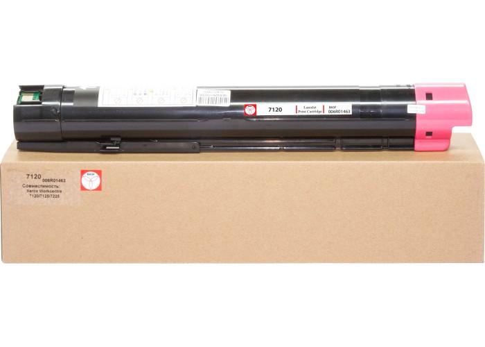 Картридж BASF аналог Xerox 006R01463 (WorkCentre 7120, 7125, 7220, 7225) Magenta