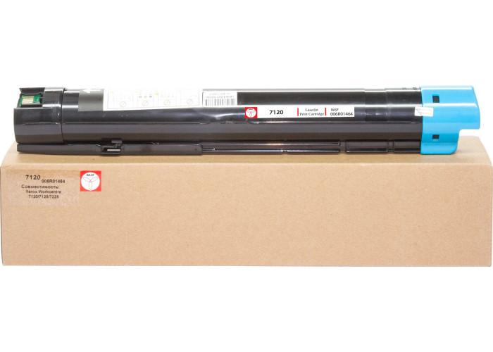 Картридж BASF аналог Xerox 006R01464 (WorkCentre 7120, WC7125, WC7220, WC7225) Cyan