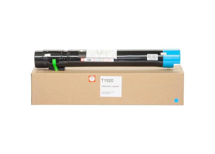 Картридж BASF аналог Xerox 006R01520 (WorkCentre 7525, 7530, 7535, 7545, 7556) Cyan