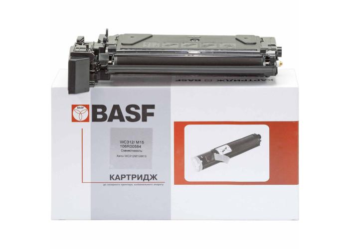 Картридж BASF аналог Xerox 106R00584 для WorkCentre Pro 412, FaxCentre F12, WC 312, M15, M15i