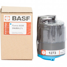 Картридж BASF аналог Xerox Phaser 6110 (106R01271) Cyan