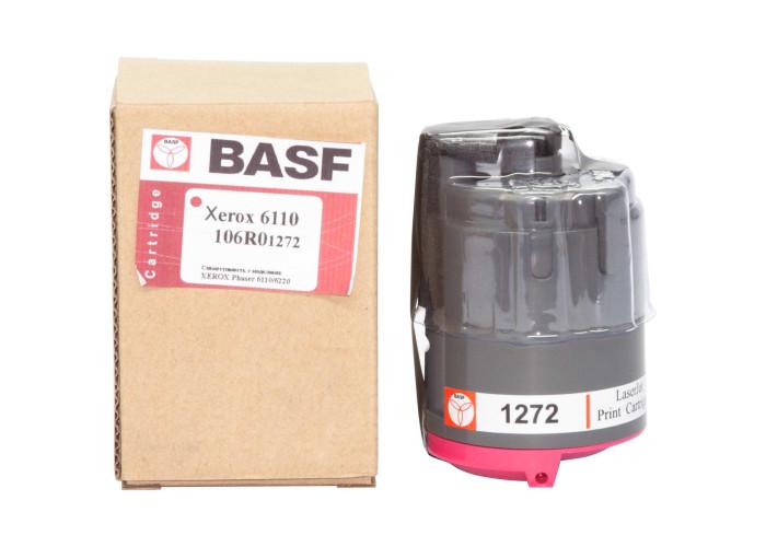 Картридж BASF аналог Xerox Phaser 6110 (106R01272) Magenta