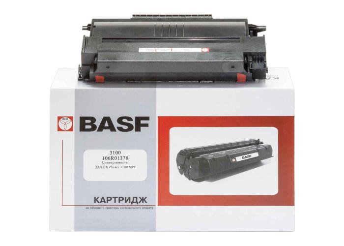 Картридж BASF аналог Xerox Phaser 3100 MFP (106R01378)